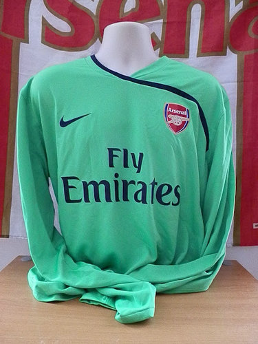 Camisetas De Arsenal Portero 2008-2009 Outlet